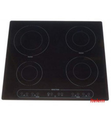 dessus verre vitroceramique table de cuisson ikea whirlpool