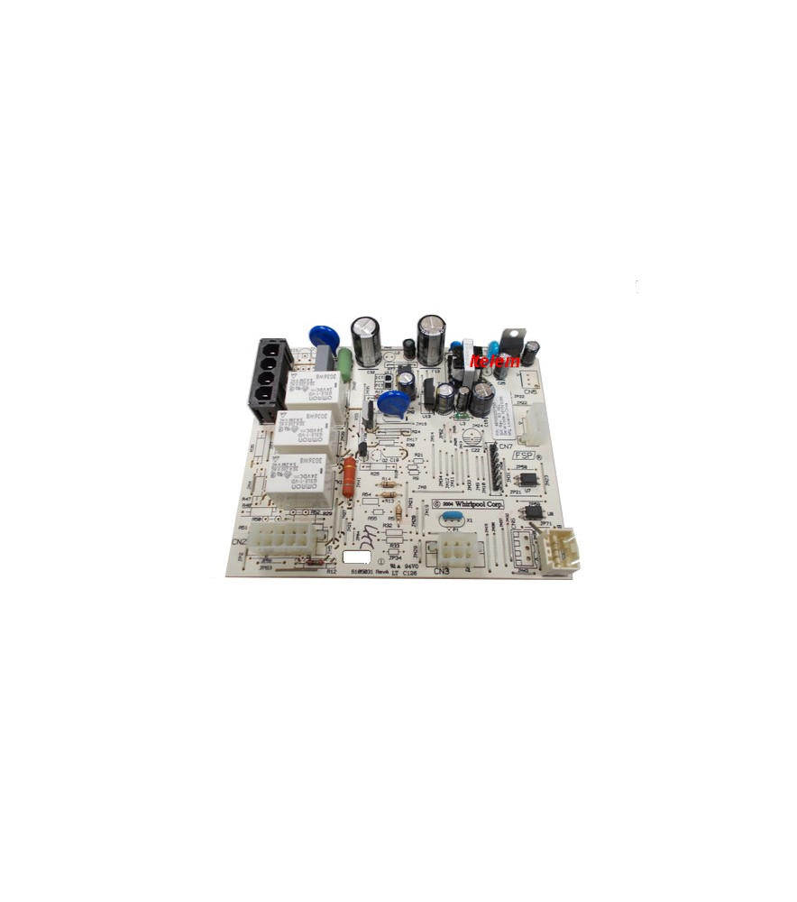 WHIRLPOOL ACM754BA réf 481010678515 Carte electronique gauche table induction