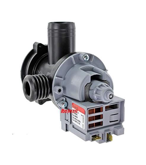 BWD129 Hotpoint BWD12 BWM129 machine à laver pompe /& Boîtier à filtre-C00092264