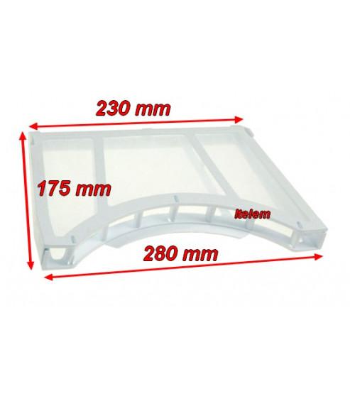ZFYM Multi-Function Protection Splash Baffle 13 Pouces Cooling Pad de vidange Plaque Couvercle du Filtre Po/êle Salubrit/é r/ésistant /à la Chaleur et Facile /à Nettoyer