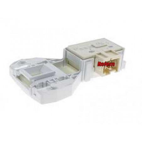 Véritable ARISTON Machine à laver électrique Porte Interlock C00297327